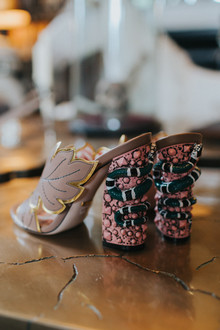 Gucci wedding shoes
