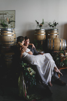 Whisky distillery wedding inspiration