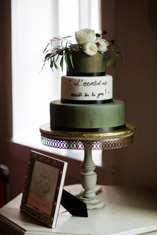 French inspired baby shower ideas