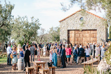 Malibu wedding at Cielo Farms