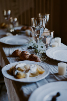 Autumn tablescape inspiration