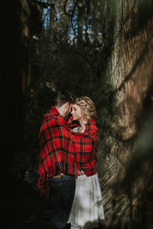 Pacific Northwest fall wedding inspiration