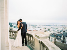Classic San Francisco wedding