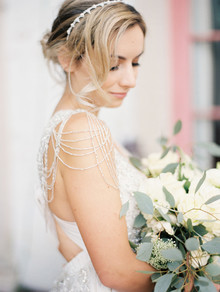 Anna Campbell wedding dress