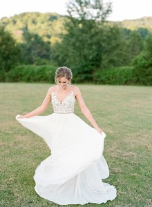 Miss Hayley Paige wedding dress