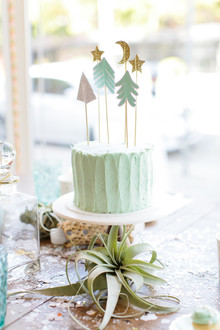 California Christmakah party ideas