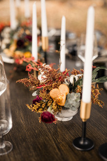 Rustic modern wedding inspiration