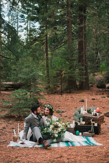 Winter wedding ideas