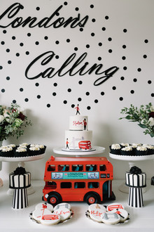 London's Calling first birthday party