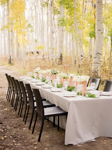 Mountain wedding ideas