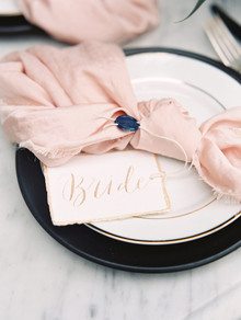 Parisian inspired bridal shower