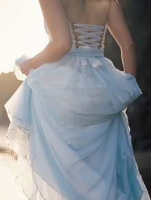 Sweet Caroline Styles wedding gown