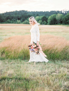 Romantic bridal inspiration