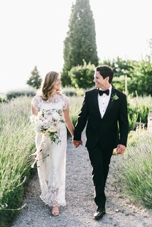 Tuscan Villa wedding