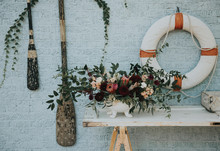 Budget friendly backyard wedding