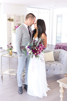 Anthropologie inspired wedding