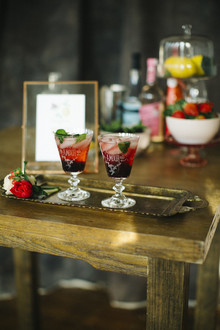 Valentine's Day cocktail recipe