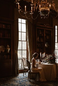 Elegant wedding at the Hampshire House
