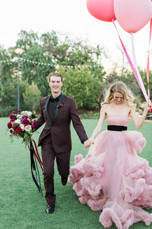 Valentine's Day wedding inspiration