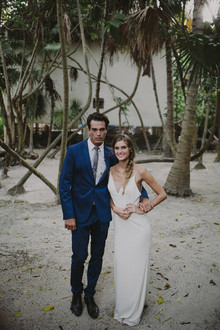 Wedding at Sanara Tulum