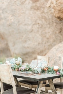 Bohemian wedding inspiration