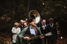 Woodland Vintage Wedding