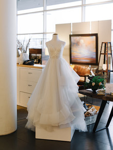 The Dress Theory gown