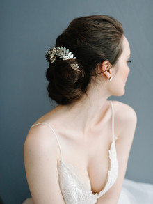 Bridal hairstyle