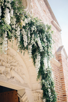 Romantic French Chateau wedding