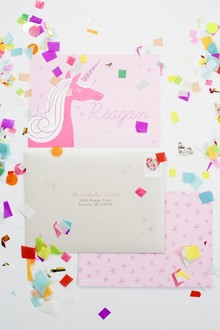 unicorn invites