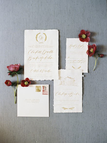 Romantic invites