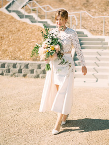 Bridal two piece