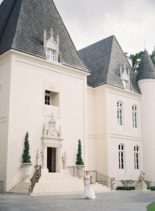 Chateau Cocomar wedding
