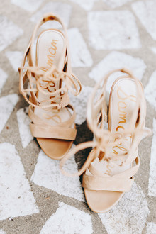 Sam Edelman bridal shoes