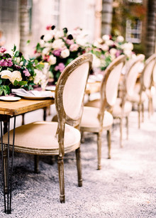 Elegant chairs