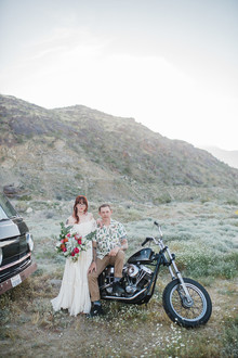 Roadtrip Elopement inspiration