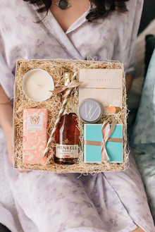 Bridesmaid gift box by Present Day Gifts