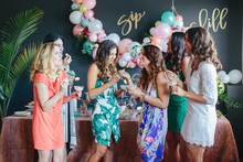 Sip, Snack, Chill Party from A Charming Fête
