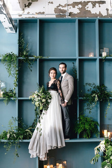Industrial wedding venue