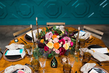 Fig House wedding reception