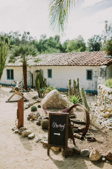Dreamy ranch wedding