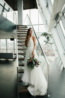 KWH Bridal gown