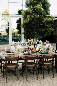 Summer tablescape
