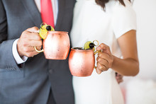 Wedding cocktails