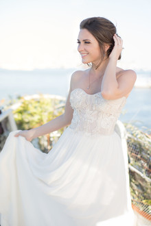 Rivini wedding dress