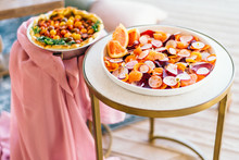 Bridal brunch catering