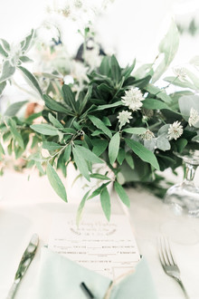 earthy summer michigan wedding