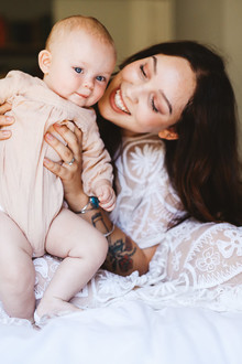 mother daughter lifestyle photos