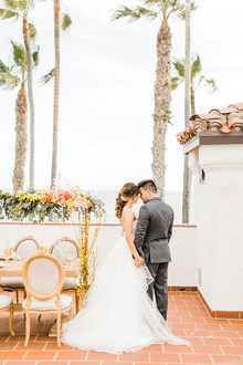 Ole Hanson Beach Club wedding inspiration