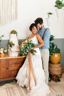 Spanish inspired wedding editorial